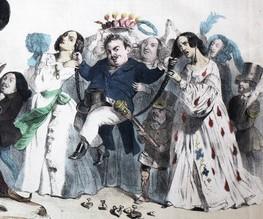 Balzac caricature